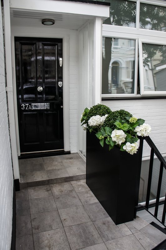 Bespoke Planters Metal Planters Custom Window Boxes