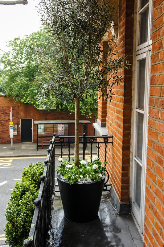 Roof Terrace Design London Roof Terrace Planters Roof